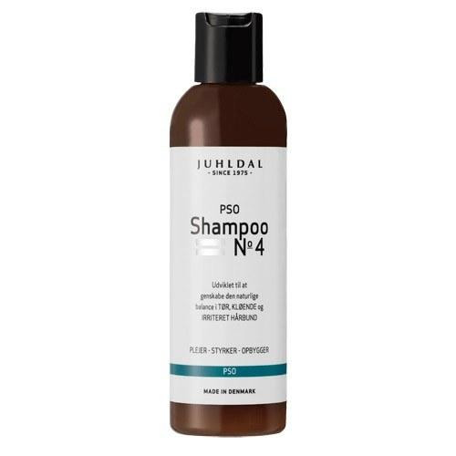 PSO Shampoo No 4 - 200 ml.