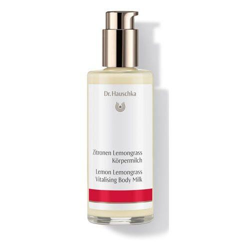 Dr. Hauschka Lemon Lemongrass Body Moisturizer - 145 ml.
