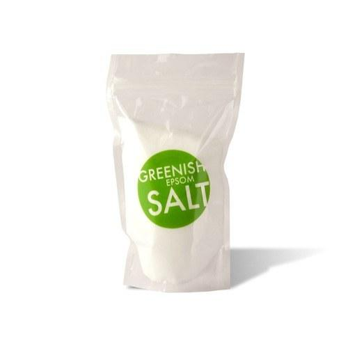 Greenish Epsom Salt - 1,5 kg.