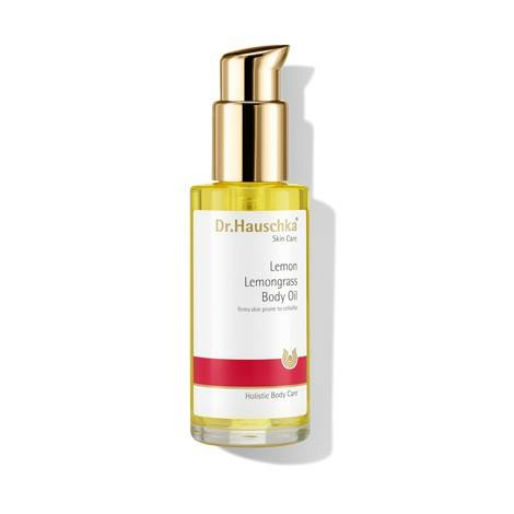 Dr. Hauschka Lemon Lemongrass Body Oil - 75 ml.