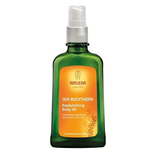 Weleda Body Oil Sea Buckthorn - 100 ml.