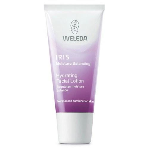 Weleda Facial Lotion Iris Hydrating - 30 ml.