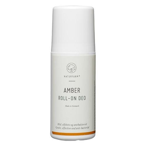 Amber Deo roll-on antiperspirant Naturfarm - 60 ml.
