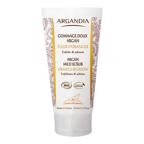 Argandia Face Scrub Orange Blossom - 75 ml.