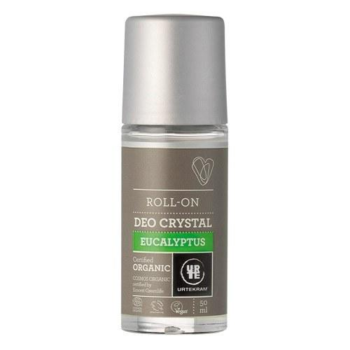 Deo krystal roll on Eucalyptus - 50 ml.