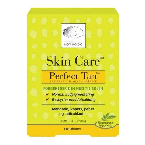 Skin Care Perfect Tan - 180 tabletter