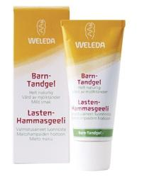 Weleda Børnetandpasta 50 ml.