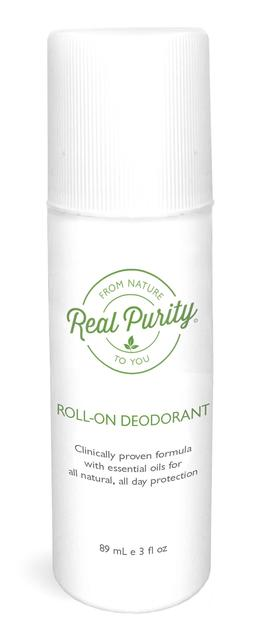 Real Purity Roll-on Deodorant - 89 ml.