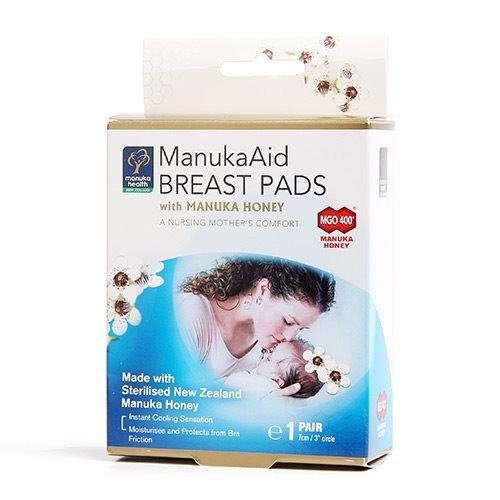 ManukaAid breast pads - 1 stk