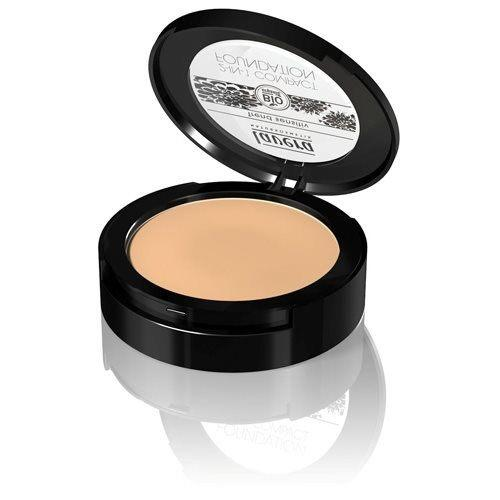 Lavera Trend 2 in 1 Compact foundation Honey 03 - 10 gram
