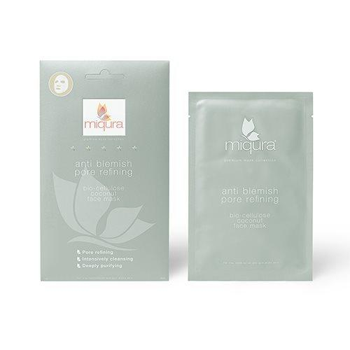 Anti Blemish Sheet Pore Refining Face Mask Coconut - 1 stk
