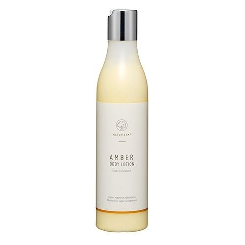 Amber Body Lotion - 250 ml.