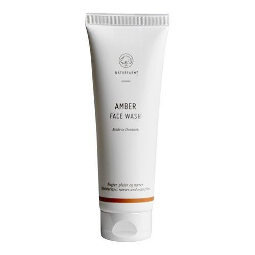 Amber Face Wash - 125 ml.