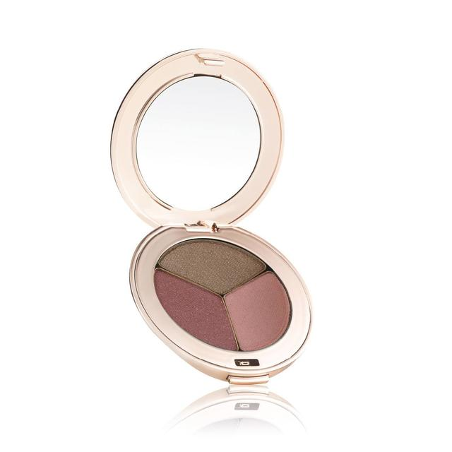 Jane Iredale PurePressed Triple Eye Shadow - Soft Kiss