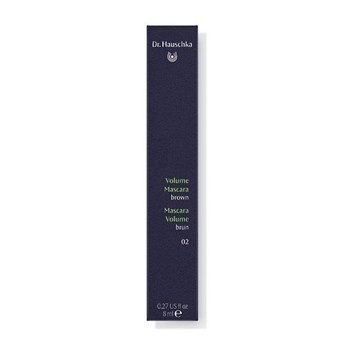 Dr. Hauschka Volume mascara 02 brown - 1 stk