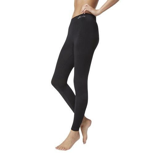 Leggings sort str. L - 1 stk
