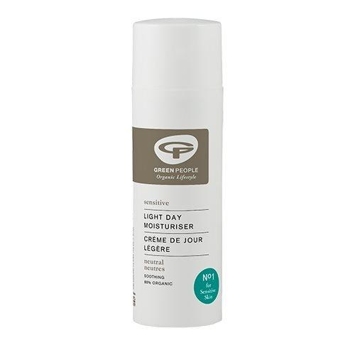 Green People Light day moisturiser neutral - 50 ml.