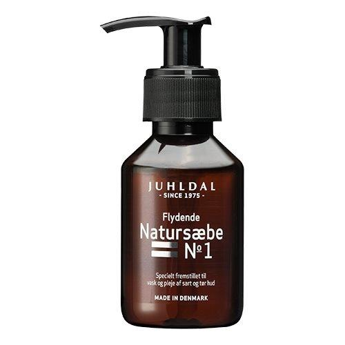 JUHLDAL Natursæbe No 1 - 100 ml.