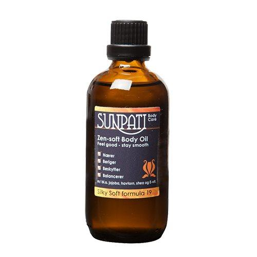 Sunpati zen soft body oil - 100 ml.