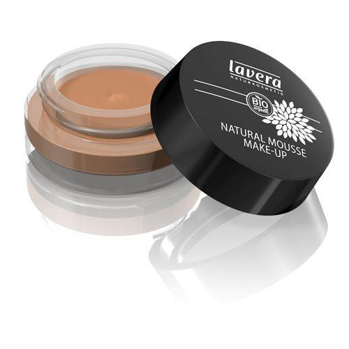 Natural Mousse make-up Almond Lavera Trend - 15 ml.
