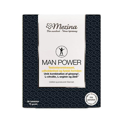Man Power - 90 tabletter