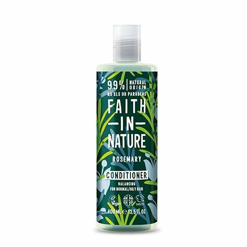 Balsam Rosmarin Faith in Nature - 400 ml.