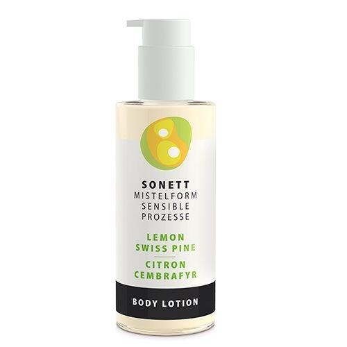Sonett Bodylotion Citron/Cembrafyr - 145 ml.