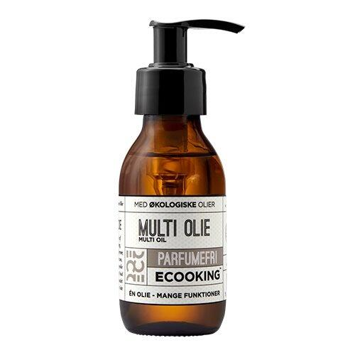 Ecooking Multi Olie Parfumefri - 100 ml.