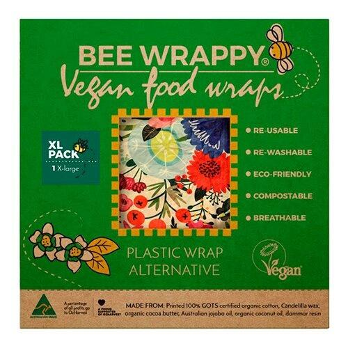 Vegan Food Wraps - XL - 1 pk.