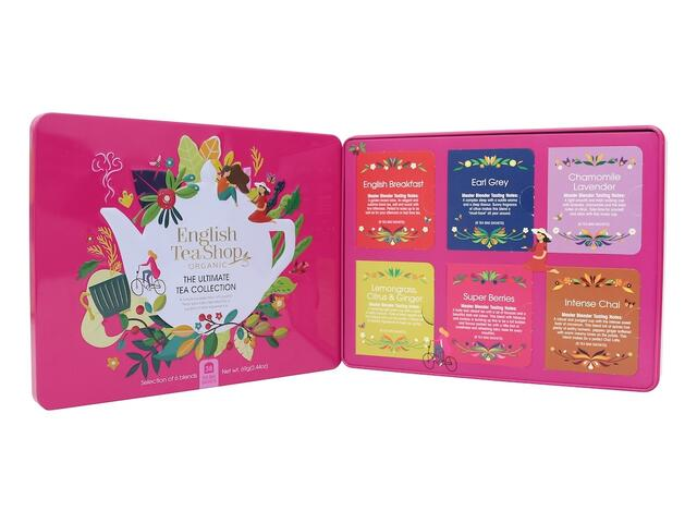 Ultimate Tea Collection Ø 36 breve