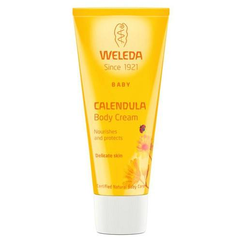 Weleda Calendula Moisturising Body Cream- 75 ml.