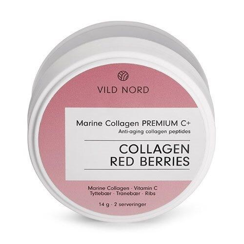 Vild Nord Marine Collagen RED BERRIES - 14 gram