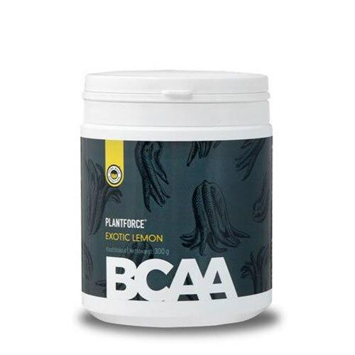 BCAA Exotic Lemon Plantforce - 300 gram