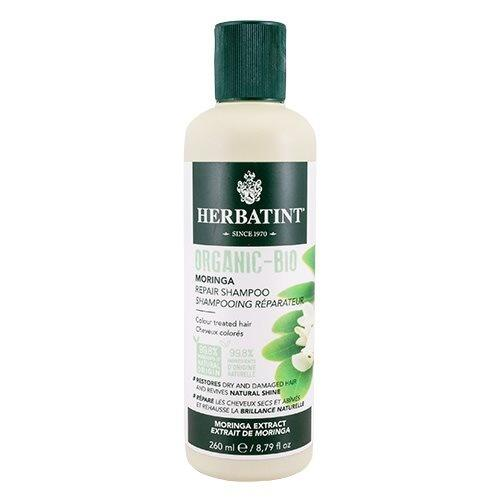 Herbatint Moringa Repair Shampoo - 260 ml.