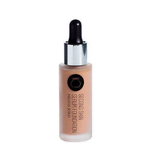 Nilens Jord Second Skin Serum Foundation 551 Deep - 25 ml.