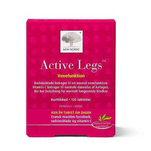 Active Legs - 120 tabletter