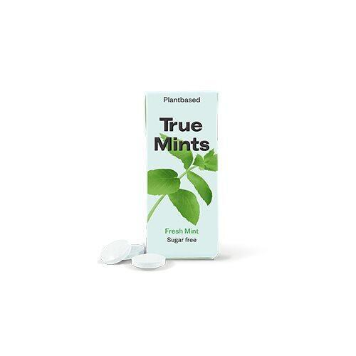 Pastiller Fresh Mint True Mints - 13 gram