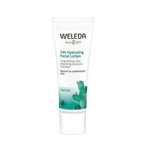 Weleda Facial Lotion 24h Hydrating Cactus - 30 ml.