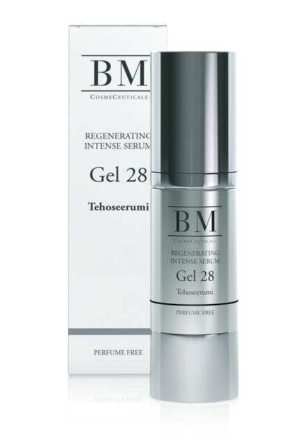 BM Regenerative gel 28 - 30 ml.