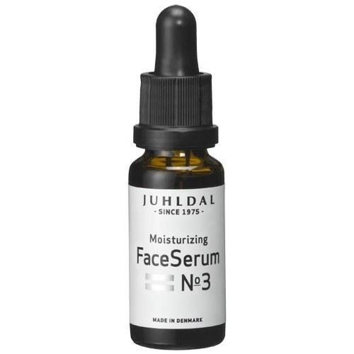 Juhldal FaceSerum No.3 Moisturizing - 20 ml.
