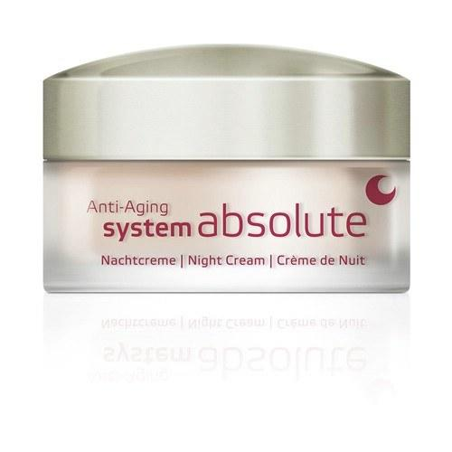 System Absolute Night Cream A. Börlind - 50 ml.
