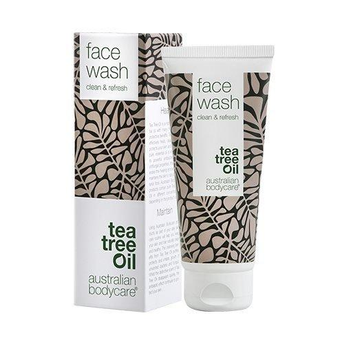 Tea tree oil Face Wash - clean & refresh - 100 ml.