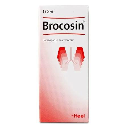 Brocosin Hostemikstur - 125 ml.