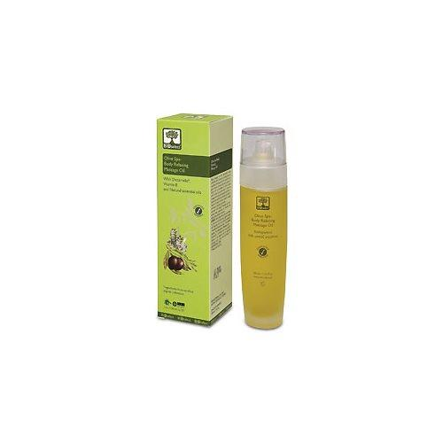 Bioselect Kropsmassageolie - 100 ml.