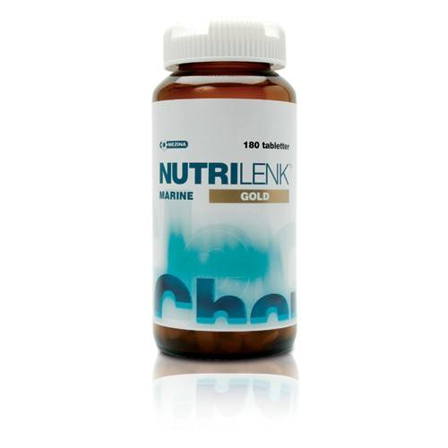 Nutrilenk Gold - 180 tabletter