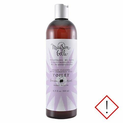 Maison Belle Toiletrens citron-mynte - 500 ml.