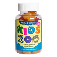 Kids Zoo Omega 3 - 60 stk