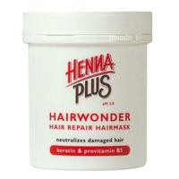 Henna Plus Hair repair hairmask Hairwonder - 200 ml.