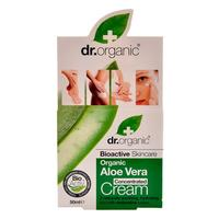 Dr. Organic Day Cream Aloe Vera - 50 ml.