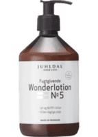 Wonderlotion uparfurmeret - 500 ml.